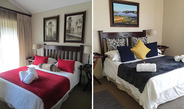 Ash River Lodge B&B - Clarens accommodation - Free State