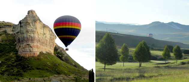Hot Air Ballooning SA