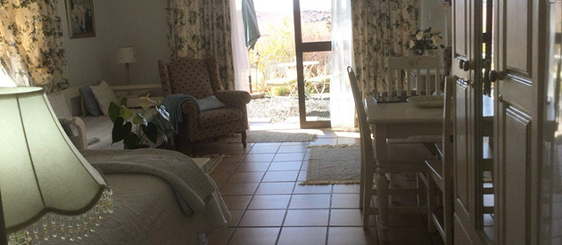 Jovali Guest House - Clarens accommodation - Free State